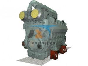 R12V280ZJ柴油机维修