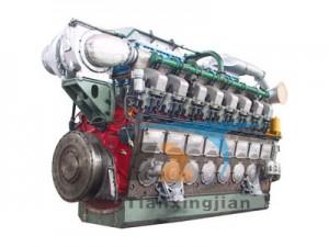 R16V280ZJ型柴油机维修