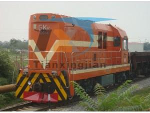 GK1C型机车维修